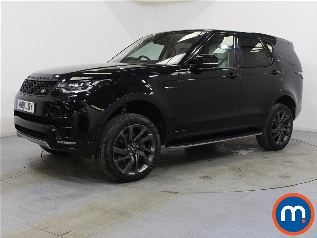 Land Rover Discovery HSE Luxury - Stock Number 1123799 Passenger side front corner