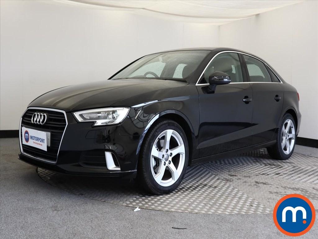 Audi A3 Sport - Stock Number 1106671 Passenger side front corner