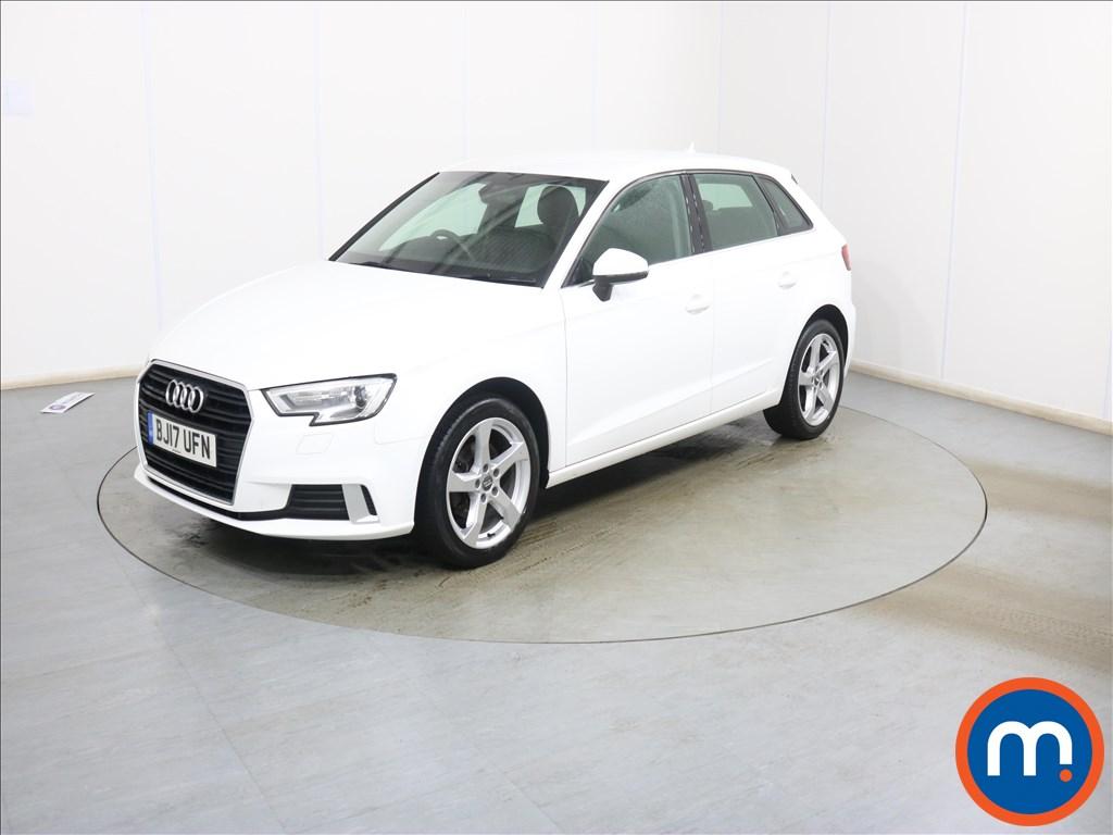 Audi A3 Sport - Stock Number 1122081 Passenger side front corner
