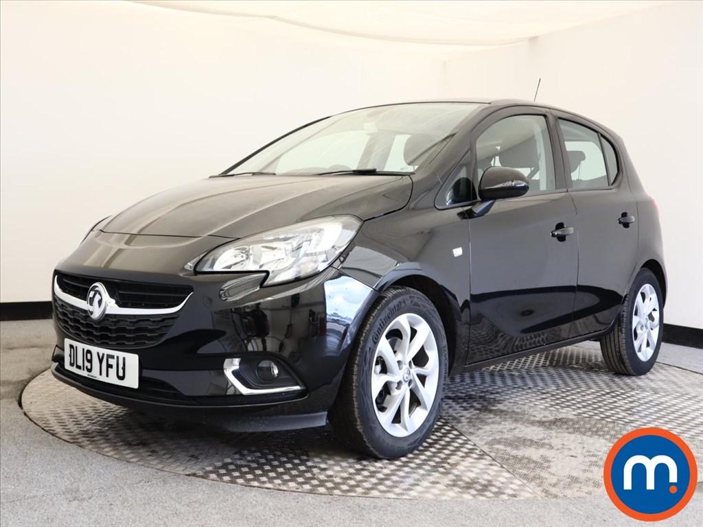 Vauxhall Corsa SRi Nav - Stock Number 1120975 Passenger side front corner
