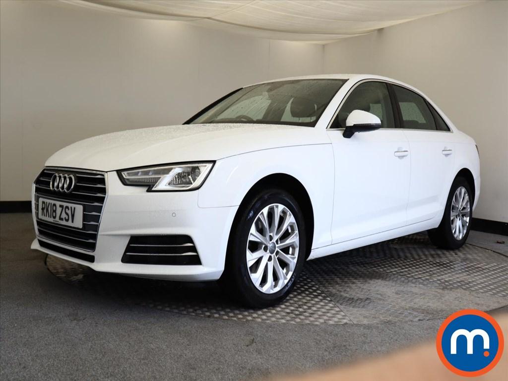Audi A4 SE - Stock Number 1120659 Passenger side front corner