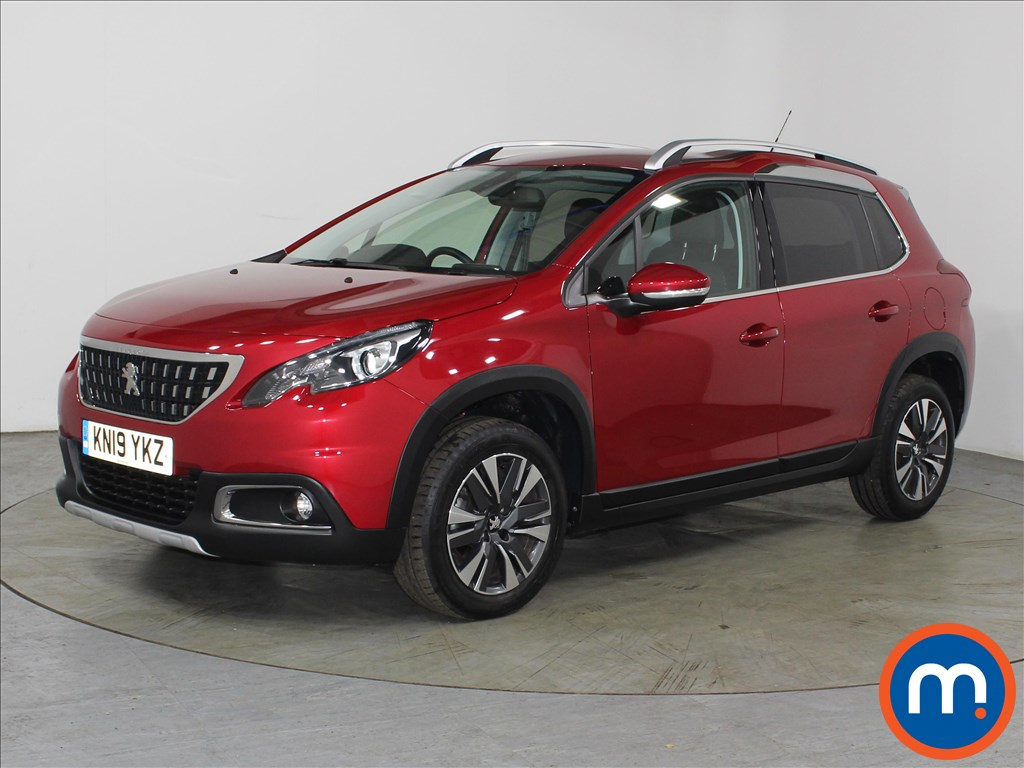 Peugeot 2008 Allure - Stock Number 1118440 Passenger side front corner