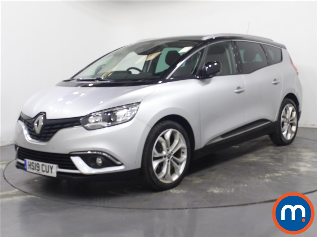 Renault Grand Scenic Iconic - Stock Number 1120169 Passenger side front corner