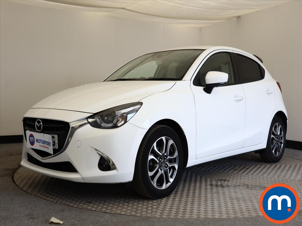 Mazda 2 GT Sport Nav-Plus - Stock Number 1119968 Passenger side front corner