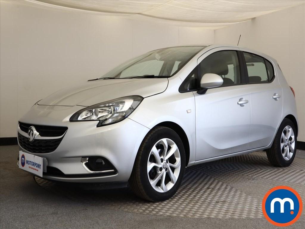 Vauxhall Corsa 1.4 SRi Nav 5dr - Stock Number 1117284 Passenger side front corner