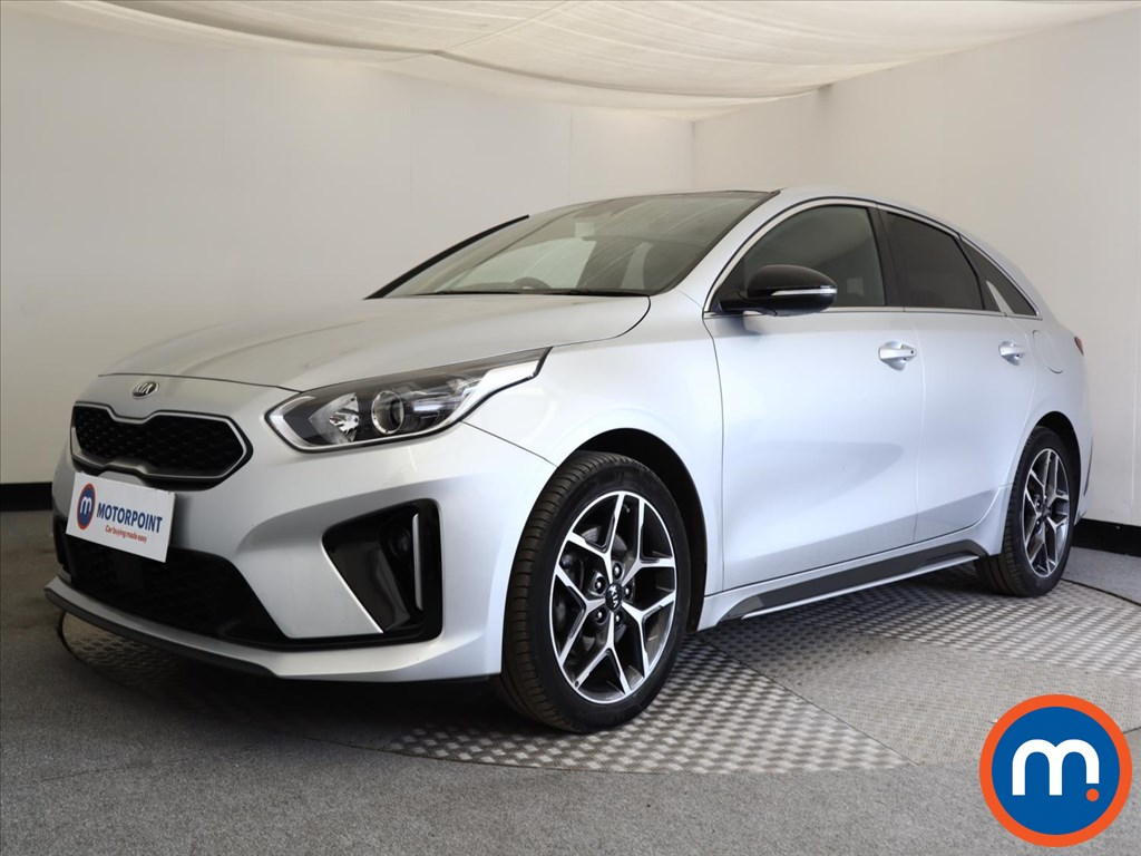 KIA Pro Ceed 1.4T GDi ISG GT-Line 5dr - Stock Number 1113257 Passenger side front corner