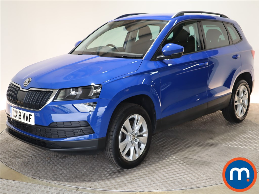 Skoda Karoq SE Technology - Stock Number 1124604 Passenger side front corner