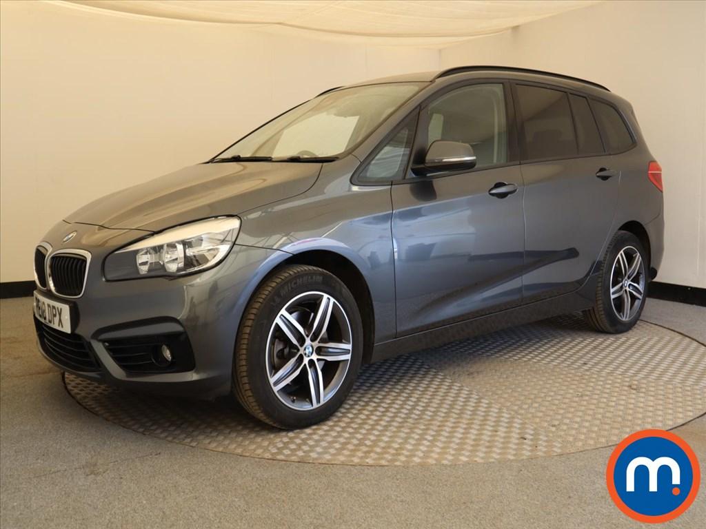 BMW 2 Series Sport - Stock Number 1113240 Passenger side front corner