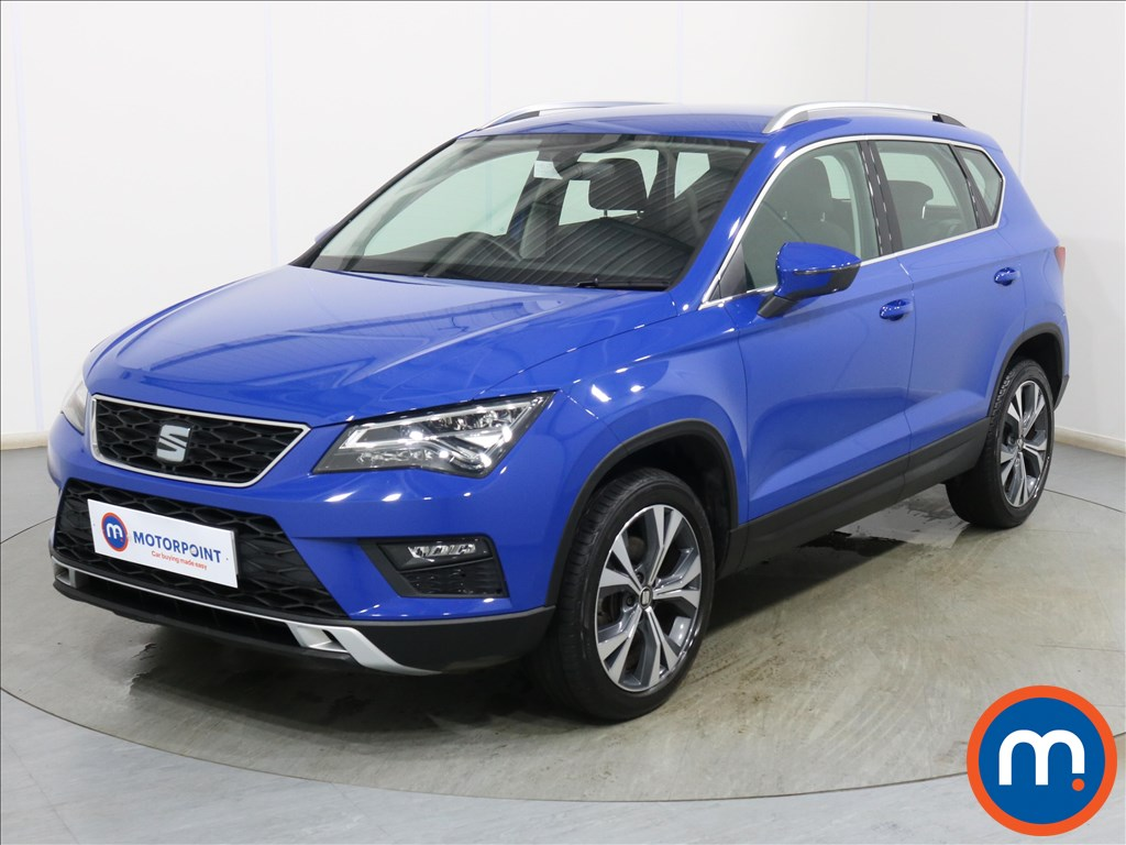 Seat Ateca 1.6 TDI Ecomotive SE Technology 5dr - Stock Number 1123268 Passenger side front corner