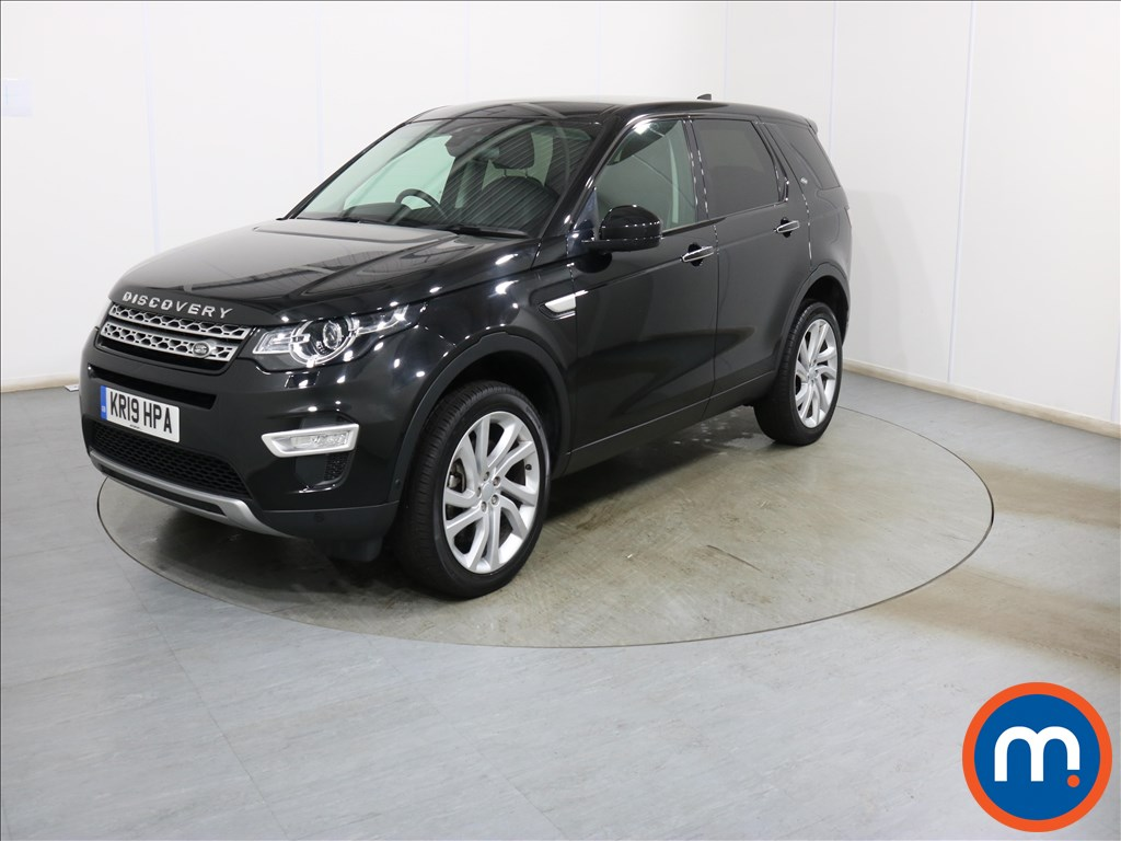 Land Rover Discovery Sport HSE Luxury - Stock Number 1124249 Passenger side front corner