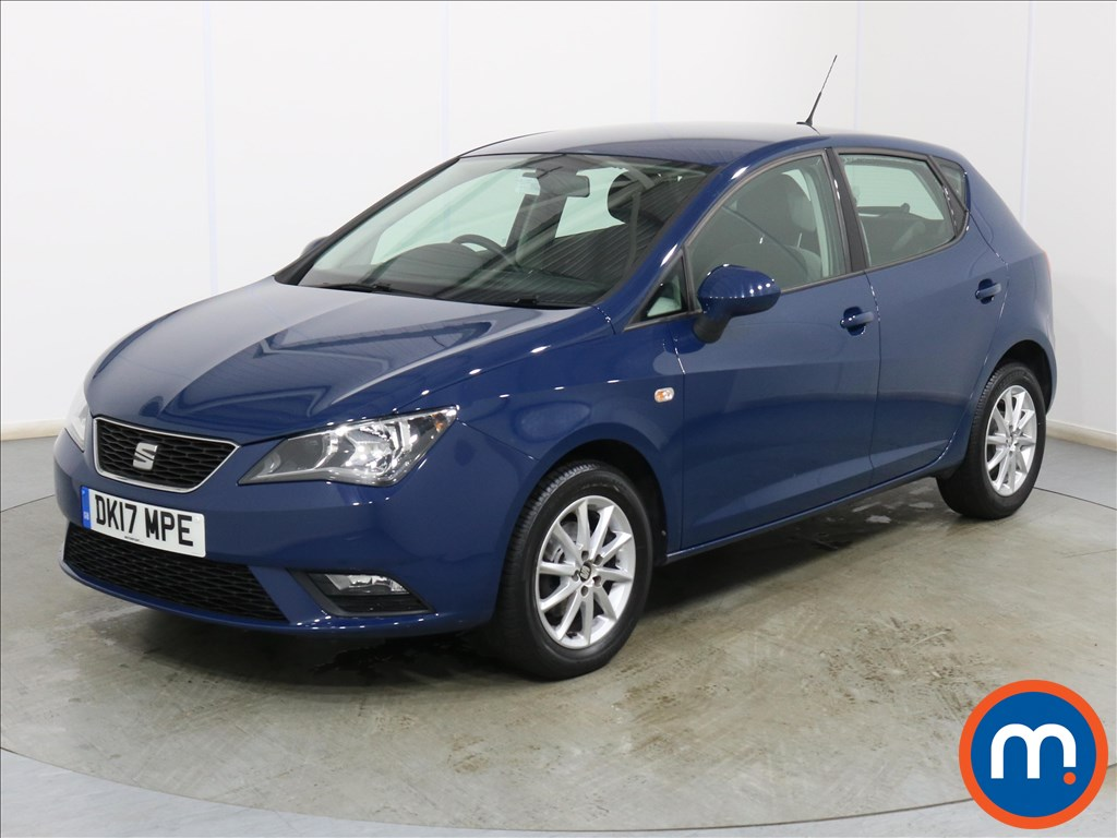 Seat Ibiza SE Technology - Stock Number 1122486 Passenger side front corner