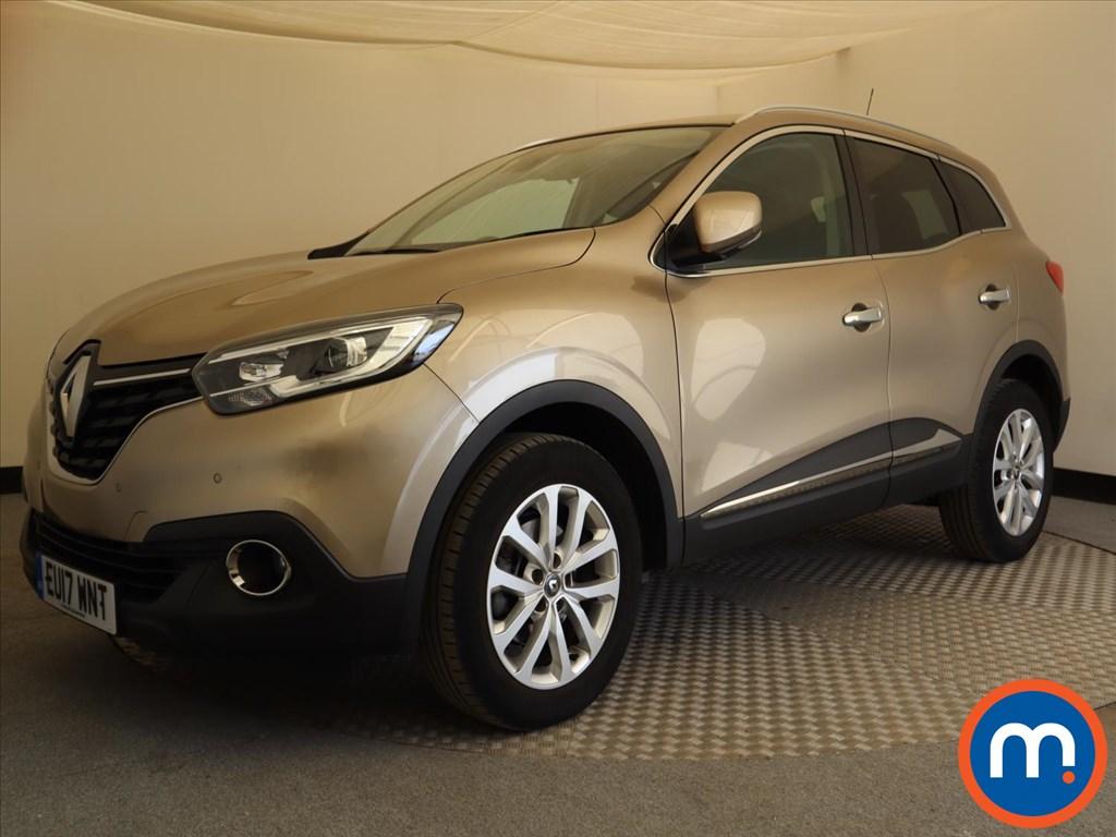 Renault Kadjar Dynamique Nav - Stock Number 1125519 Passenger side front corner