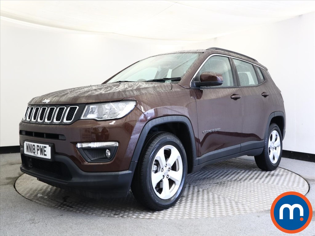 Jeep Compass Longitude - Stock Number 1118077 Passenger side front corner