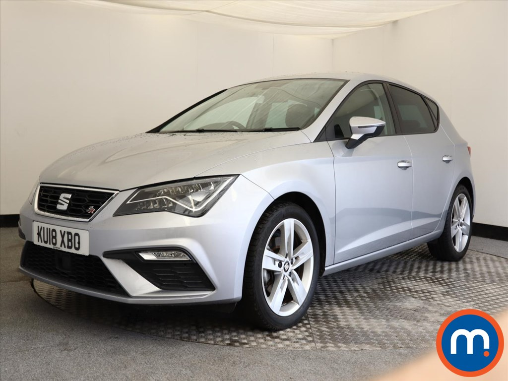 Seat Leon FR Technology - Stock Number 1112438 Passenger side front corner