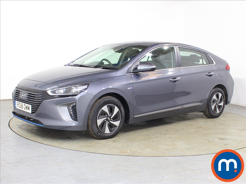 Hyundai Ioniq Premium SE - Stock Number 1120883 Passenger side front corner