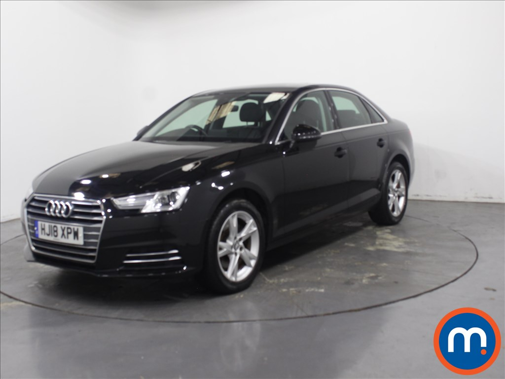 Audi A4 1.4T FSI S Line 4dr [Leather-Alc] - Stock Number 1122506 Passenger side front corner