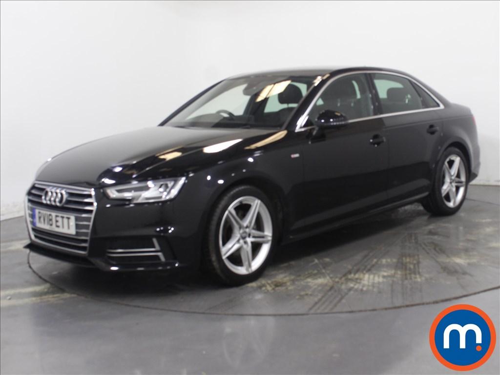 Audi A4 S Line - Stock Number 1122396 Passenger side front corner