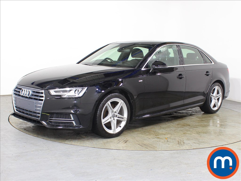 Audi A4 1.4T FSI S Line 4dr [Leather-Alc] - Stock Number 1121332 Passenger side front corner
