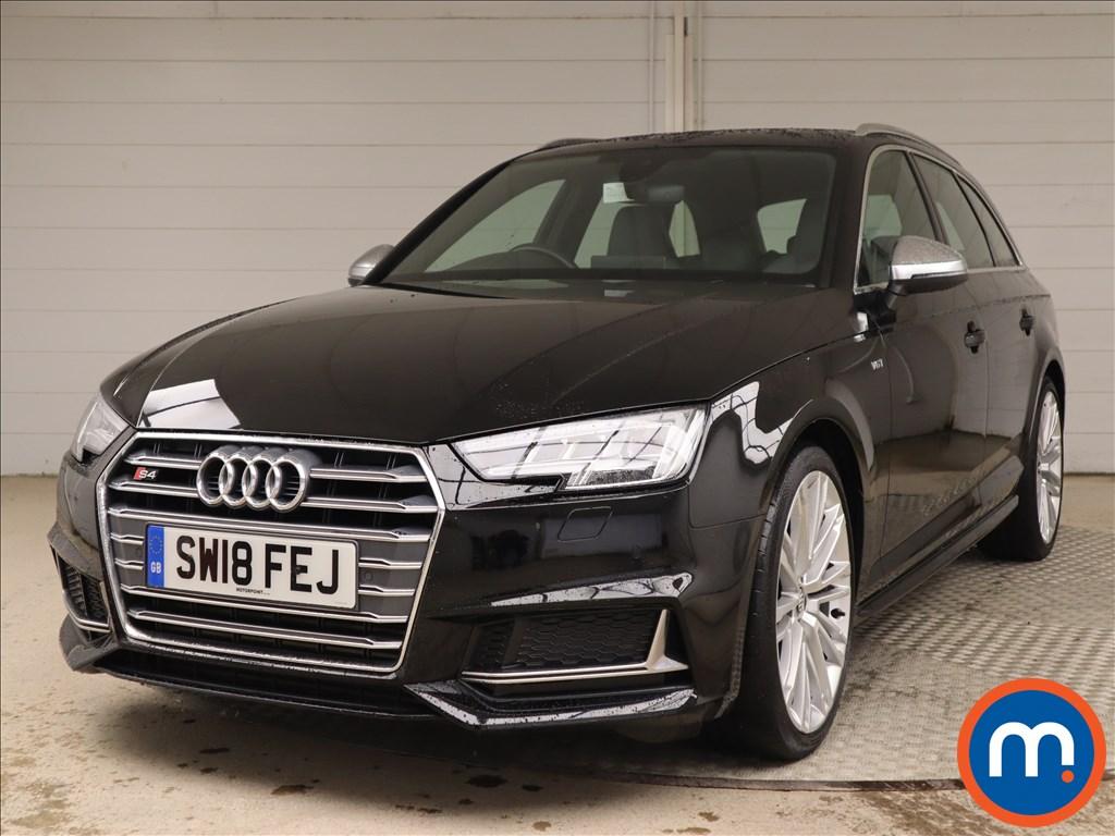 Audi A4 S4 - Stock Number 1121563 Passenger side front corner