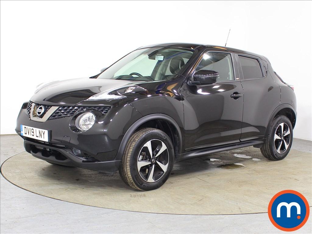 Nissan Juke Bose Personal Edition - Stock Number 1127963 Passenger side front corner