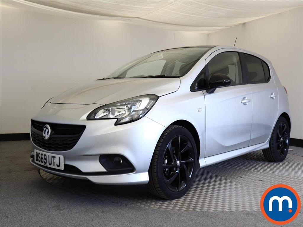 Vauxhall Corsa SRi Vx-line Nav Black - Stock Number 1123458 Passenger side front corner