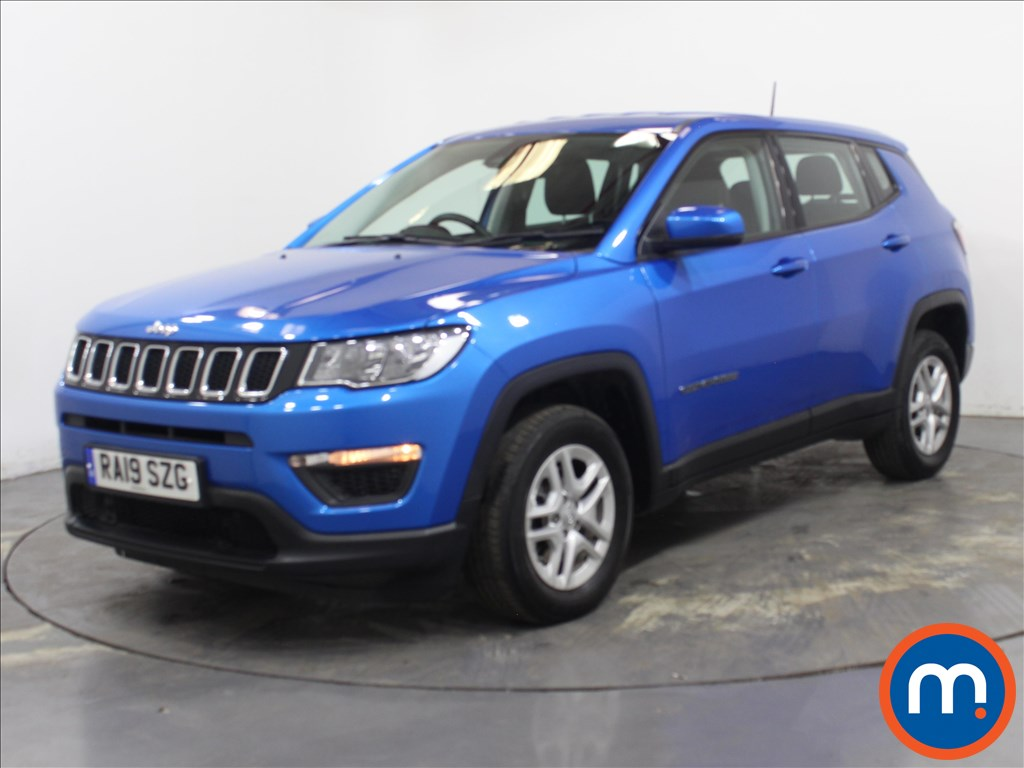 Jeep Compass 1.6 Multijet 120 Sport 5dr [2WD] - Stock Number 1124050 Passenger side front corner