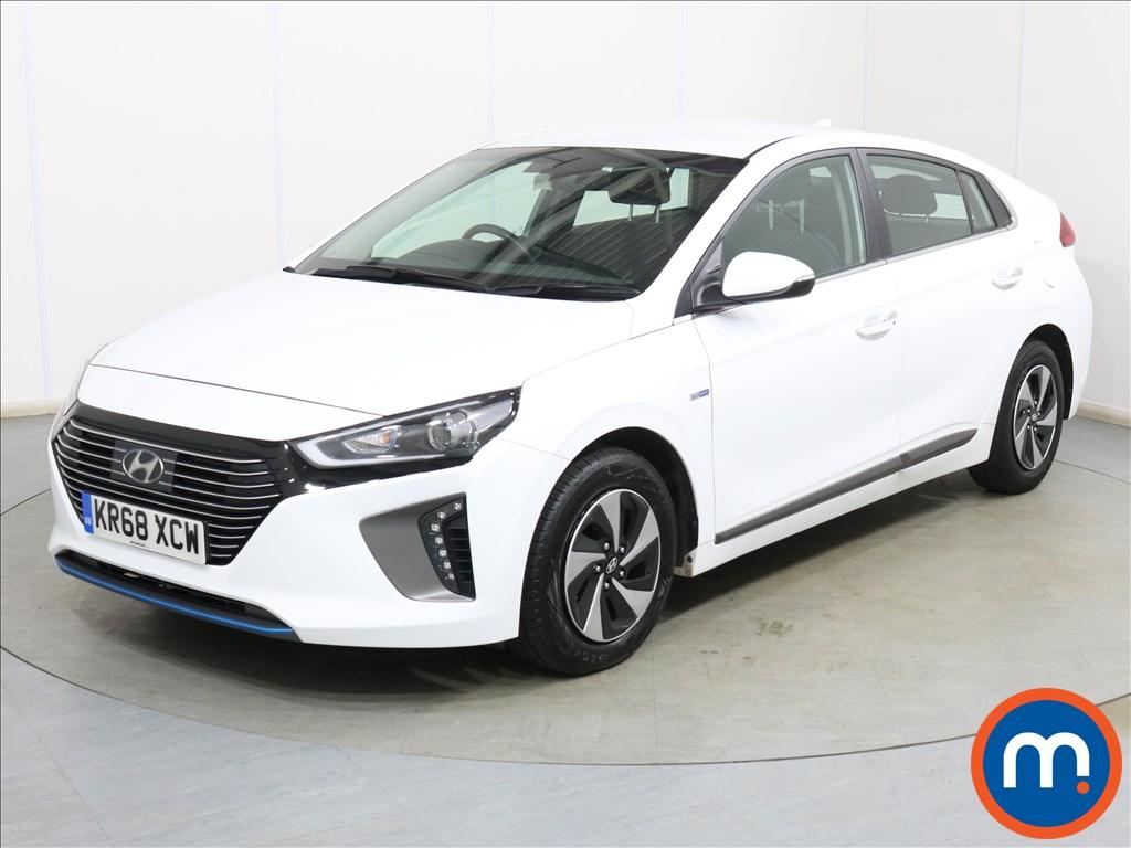 Hyundai Ioniq Premium - Stock Number 1123966 Passenger side front corner