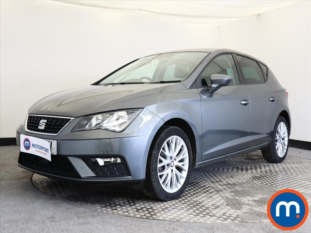 Seat Leon SE Dynamic Technology - Stock Number 1127245 Passenger side front corner