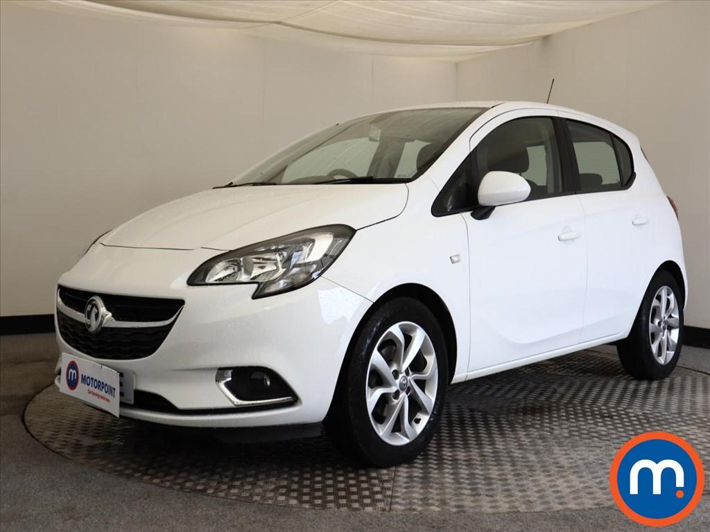 Vauxhall Corsa SRi Nav - Stock Number 1120859 Passenger side front corner