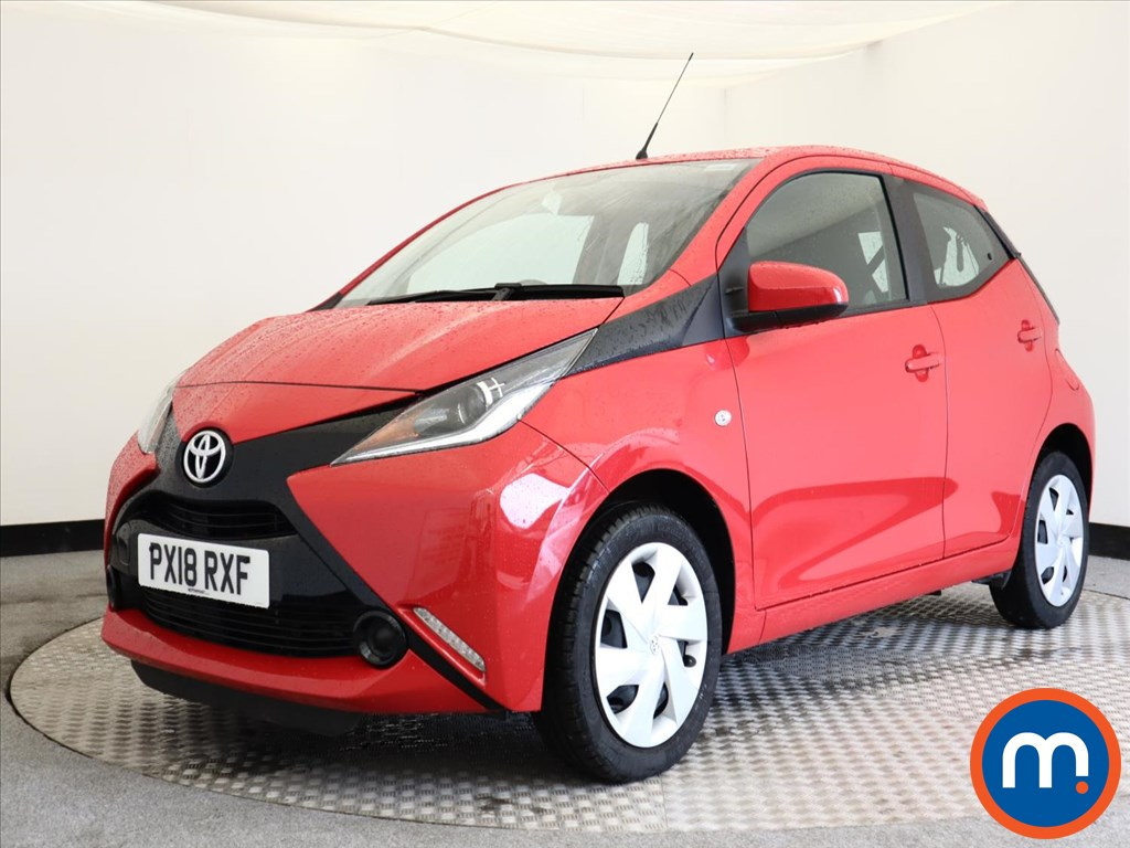 Toyota Aygo X-Play - Stock Number 1123957 Passenger side front corner