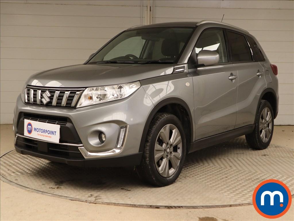 Suzuki Vitara SZ-T - Stock Number 1122386 Passenger side front corner