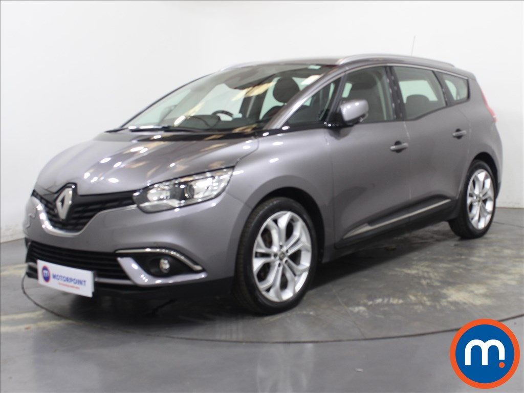 Renault Grand Scenic Iconic - Stock Number 1120143 Passenger side front corner