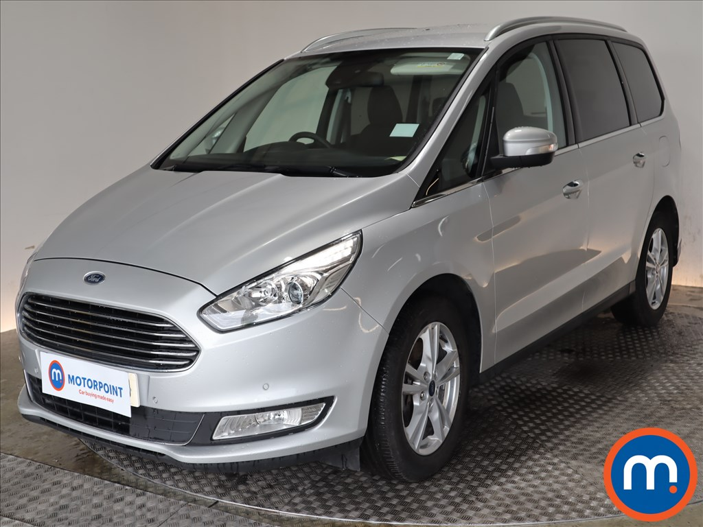 Ford Galaxy 2.0 EcoBlue 190 Titanium 5dr Auto - Stock Number 1118830 Passenger side front corner