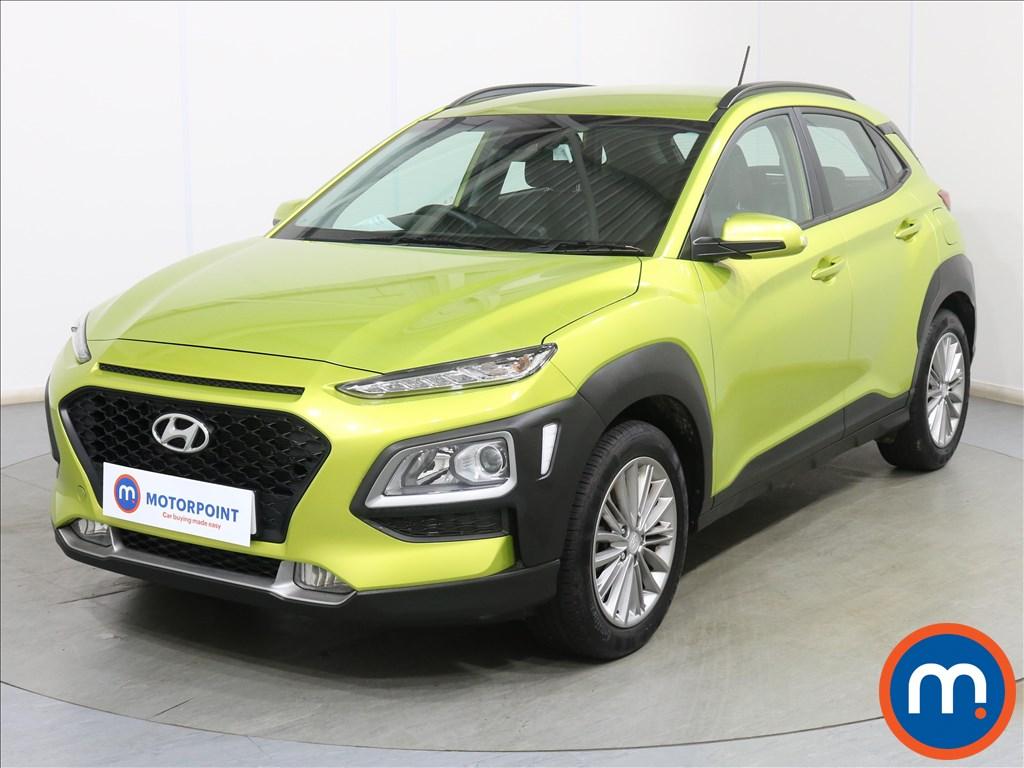 Hyundai Kona SE - Stock Number 1118606 Passenger side front corner