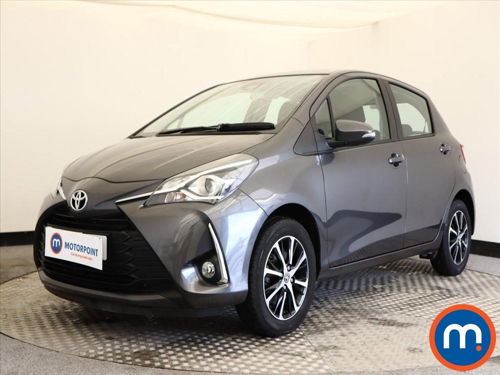Toyota Yaris Icon Tech - Stock Number 1118818 Passenger side front corner