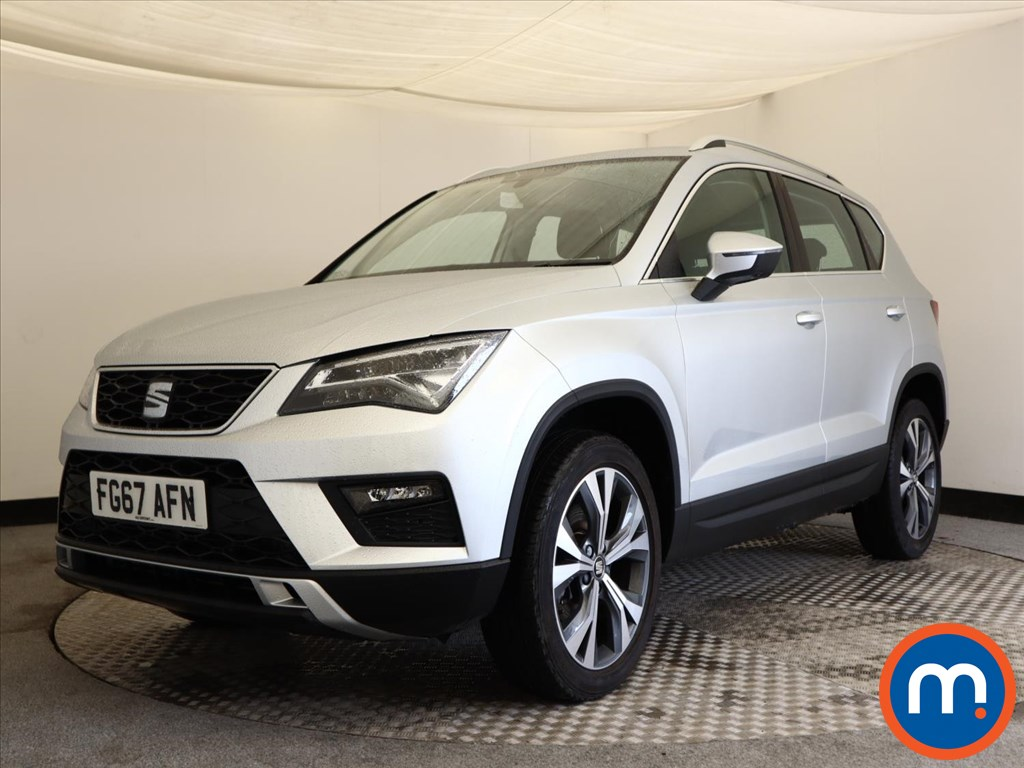 Seat Ateca SE Technology - Stock Number 1123731 Passenger side front corner