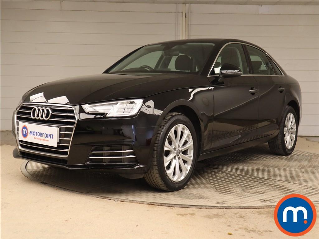 Audi A4 SE - Stock Number 1126438 Passenger side front corner