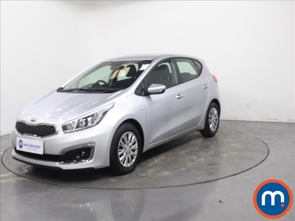KIA Ceed 1 - Stock Number 1123281 Passenger side front corner