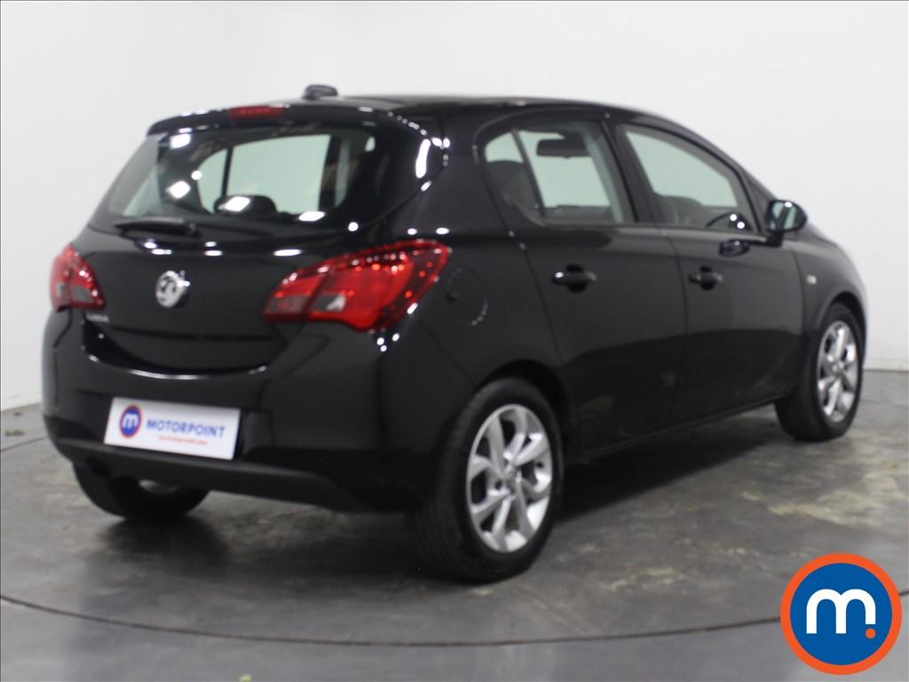 Vauxhall Corsa 1.4 SRi Nav 5dr - Stock Number 1128067 Passenger side front corner