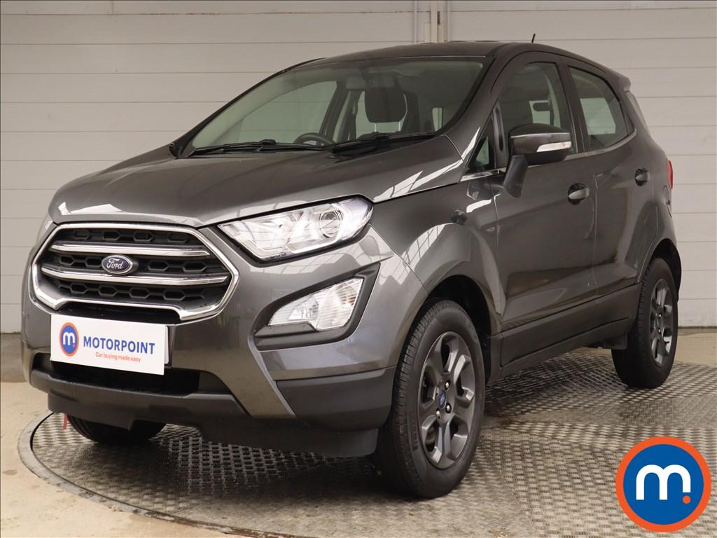 Ford Ecosport Zetec - Stock Number 1125273 Passenger side front corner
