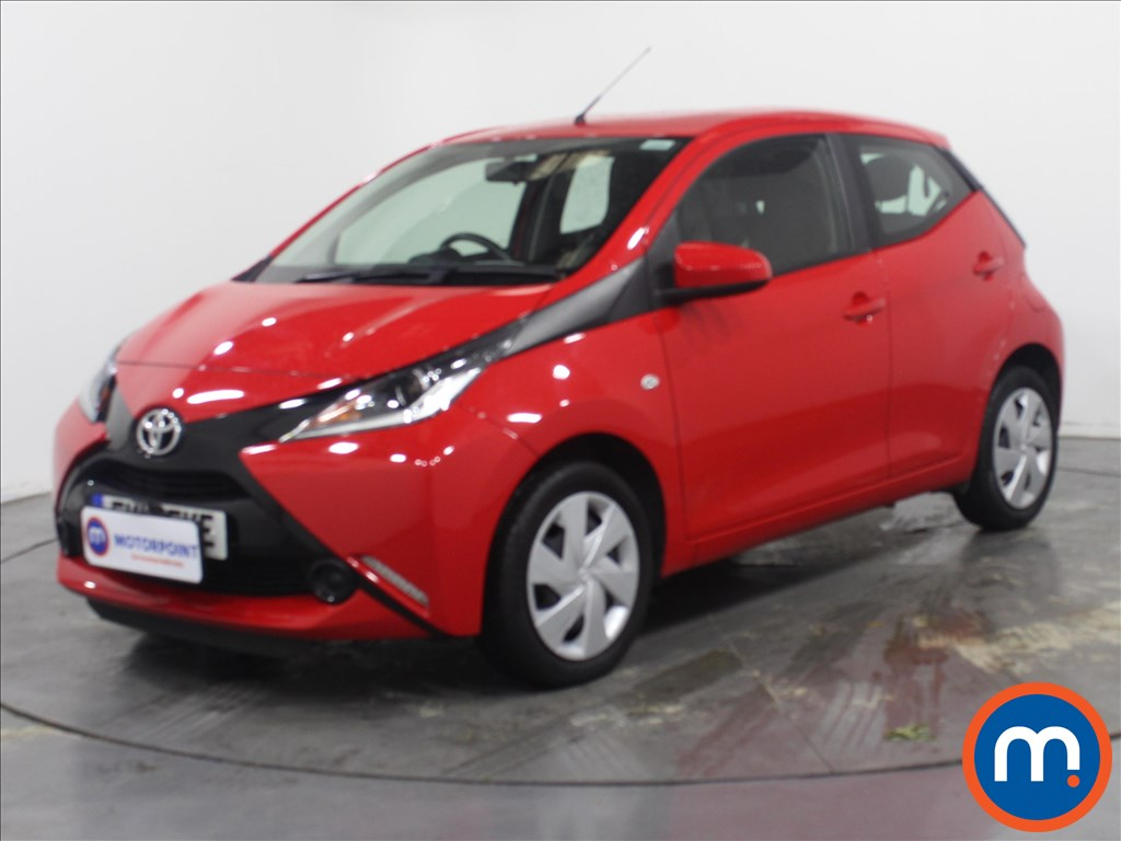 Toyota Aygo X-Play - Stock Number 1129541 Passenger side front corner
