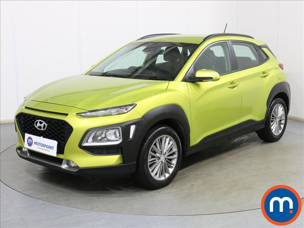 Hyundai Kona SE - Stock Number 1118578 Passenger side front corner