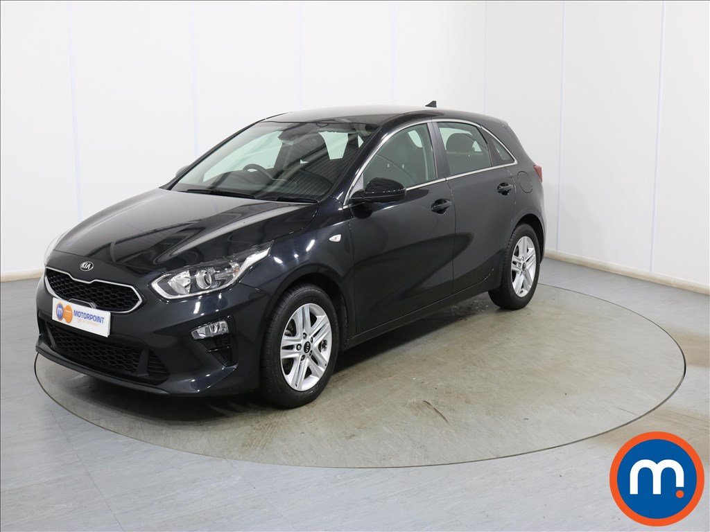 KIA Ceed 2 - Stock Number 1124200 Passenger side front corner
