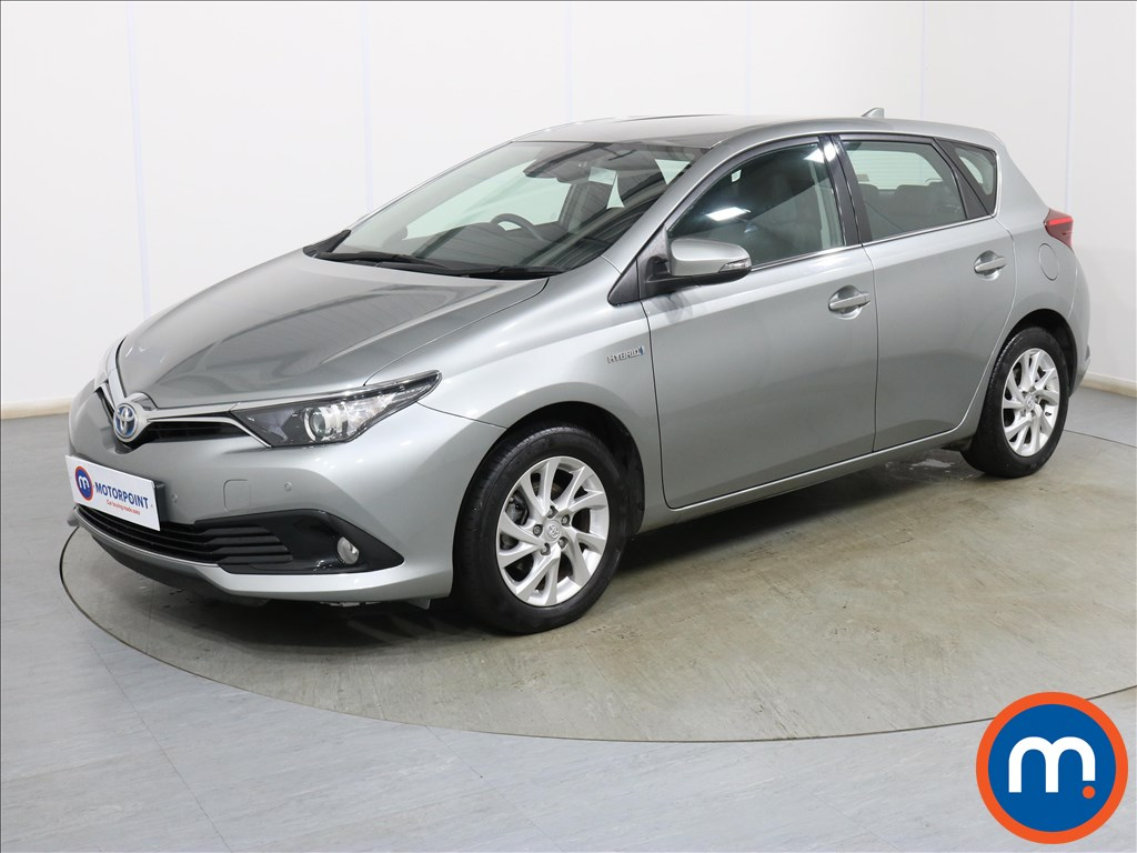 Toyota Auris Icon - Stock Number 1129879 Passenger side front corner