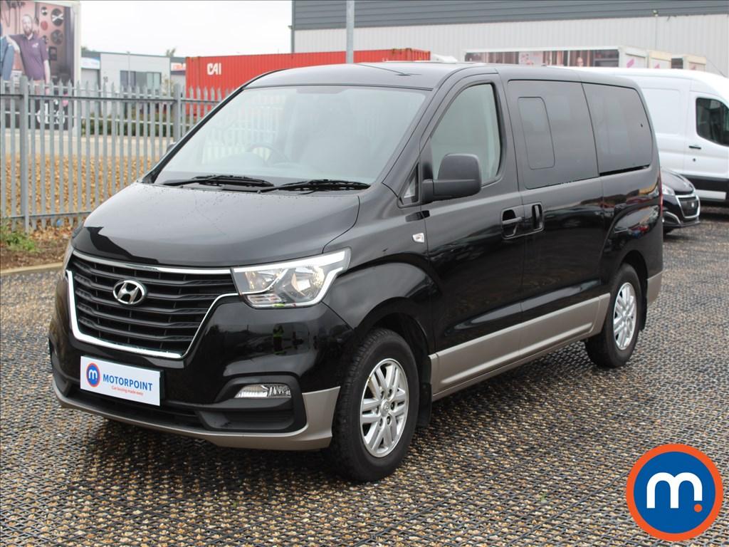 Hyundai I800 SE Nav - Stock Number 1122532 Passenger side front corner