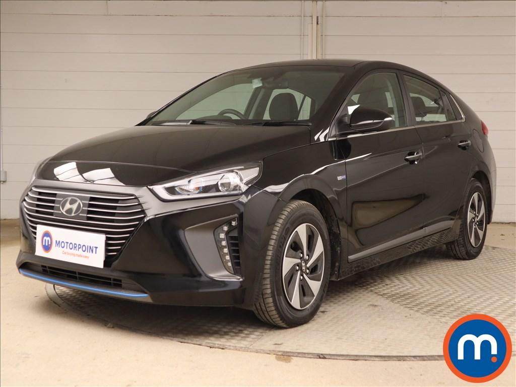 Hyundai Ioniq Premium - Stock Number 1124690 Passenger side front corner