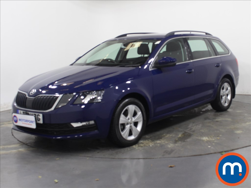 Skoda Octavia SE Technology - Stock Number 1130041 Passenger side front corner