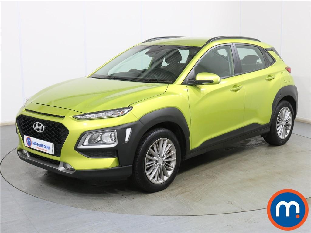 Hyundai Kona SE - Stock Number 1118582 Passenger side front corner