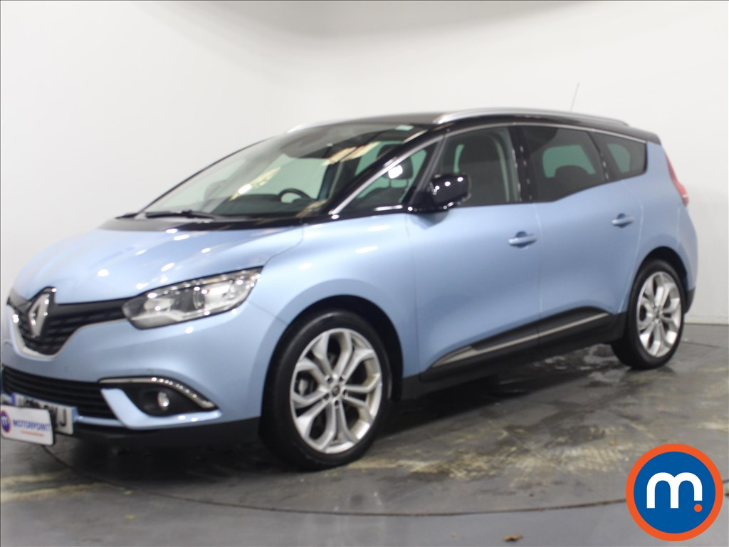 Renault Grand Scenic Iconic - Stock Number 1120152 Passenger side front corner