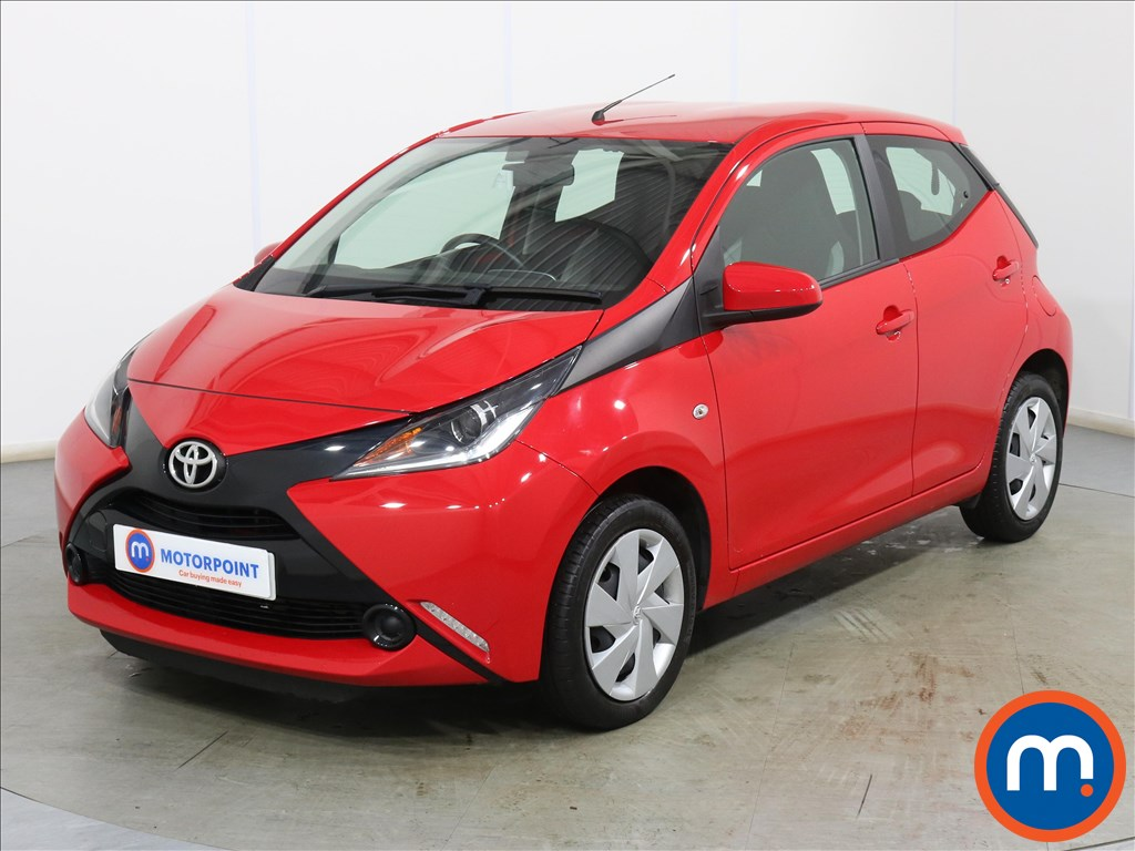 Toyota Aygo X-Play - Stock Number 1128631 Passenger side front corner